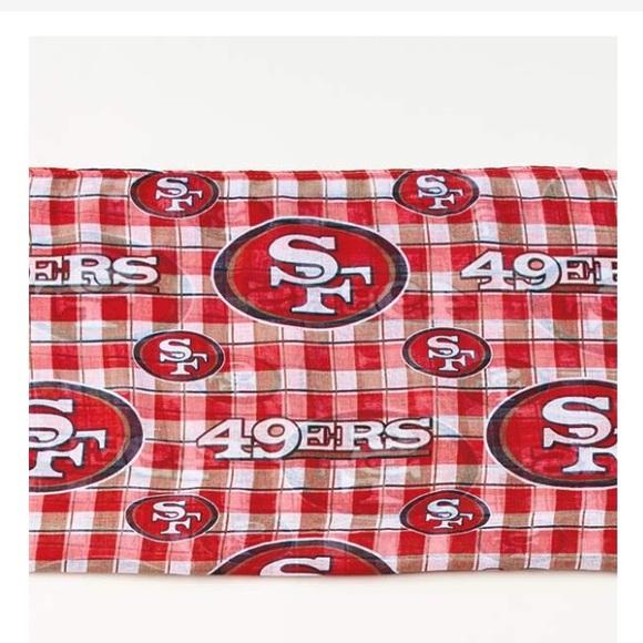 18f3aaae New San Francisco 49ers Endless Loop Scarf